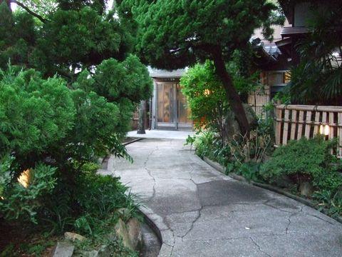 水族館の入口