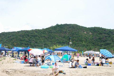 中道海水浴場