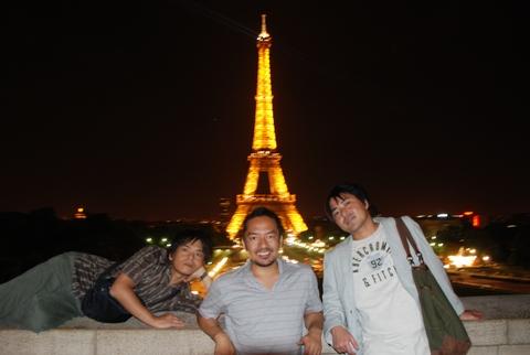 フランス旅行