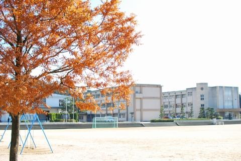 西宇部小学校