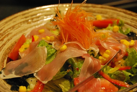 武蔵サラダ