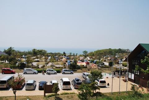 竜王山公園オートキャンプ場