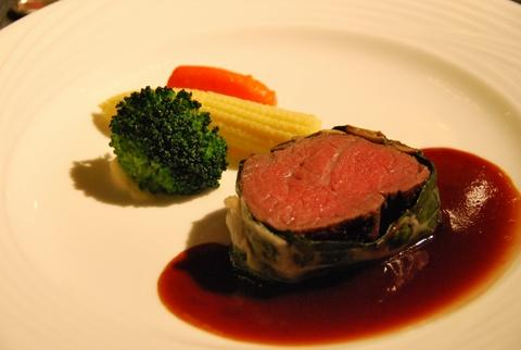 特製牛フィレ肉