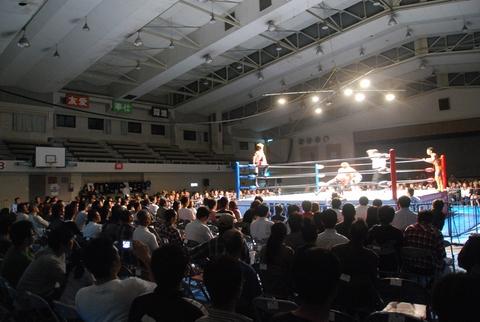 新南陽体育館