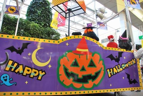 ハロウィン仮装パレード