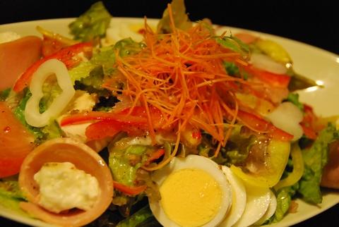 虎丸サラダ