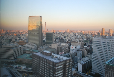 マンダリンオリエンタル東京