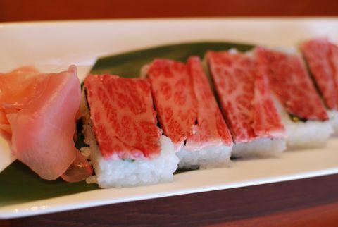 和牛押し寿司