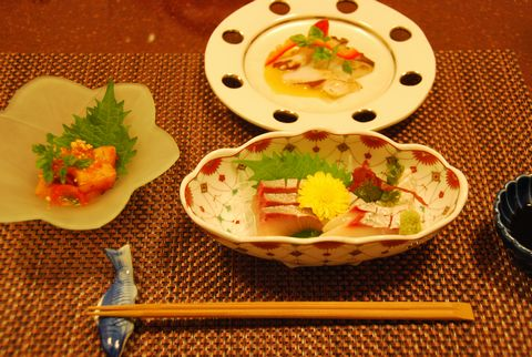 柳井港魚市場
