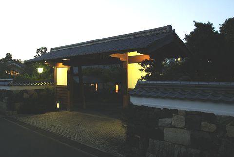 萩城三ノ丸 北門屋敷