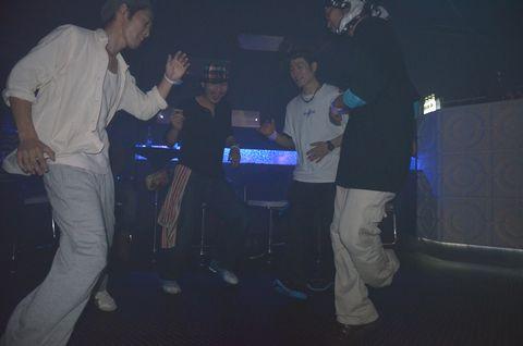 ハウスダンス