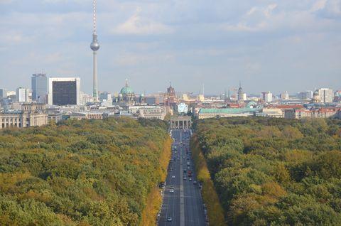 ドイツの首都