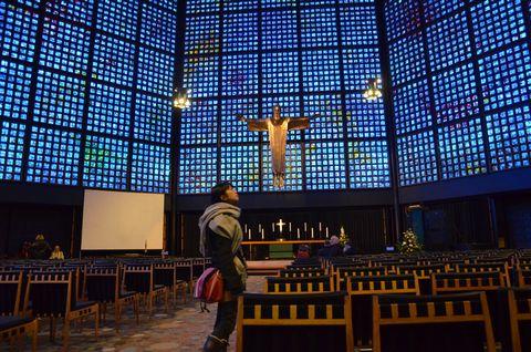 カイザー・ヴィルヘイム記念教会