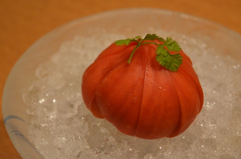 緑健トマト