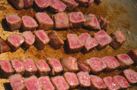 特選神戸牛サーロインステーキ