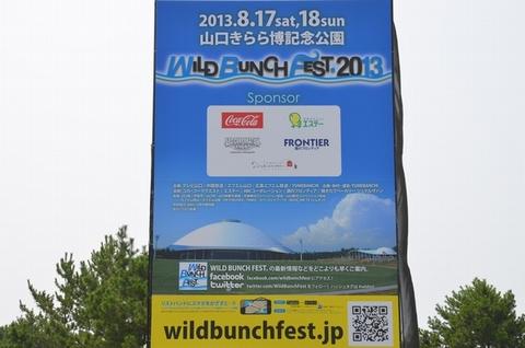 WILD BUNCH FEST. 2012