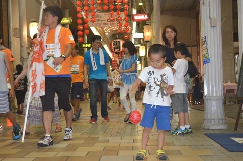 山口祇園祭、市民総踊り