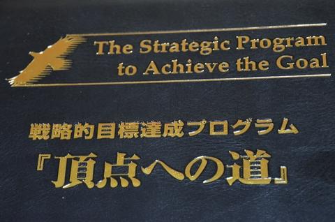 戦略的目標達成プログラム