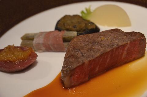 和牛フィレ肉
