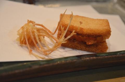 海老サンド