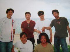 小崎孝一と元取締役達と沖縄へ