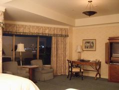 ホテルの客室