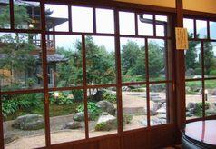 彩香亭の中庭