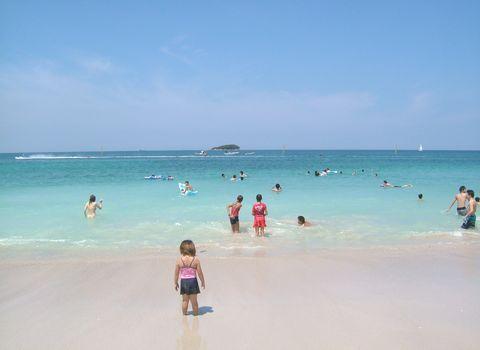 土井ヶ浜海水浴場