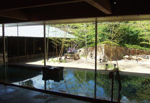ホテル萩本陣の温泉