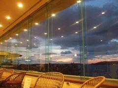ホテル西長門リゾートのメインロビー